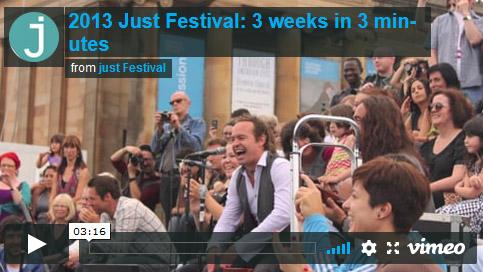 Just Festival 2013