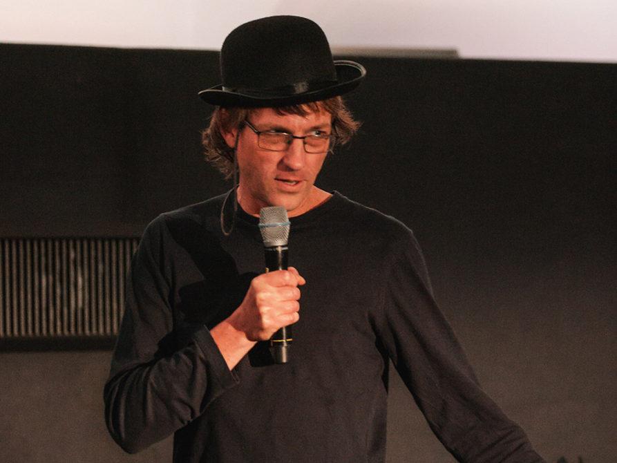 Richard Milne at Just Festival 2020